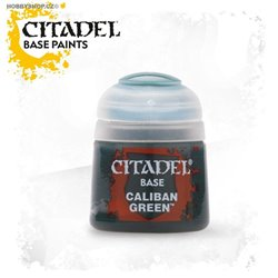 Base: Caliban Green 12ml