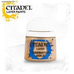 Layer: Liberator Gold 12ml