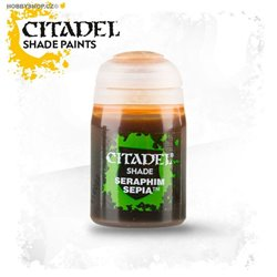 Shade: Seraphim Sepia 24ml