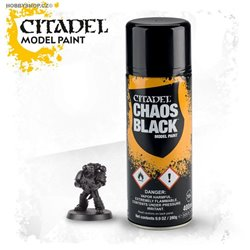 Chaos Black Spray