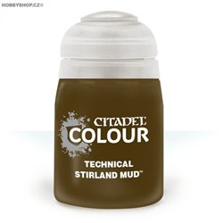 Technical: Stirland Mud 24ml