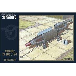 Fieseler Fi 103 / V-1 HiTech - 1/32 kit