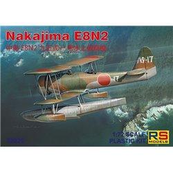 Nakajima E8N2 - 1/72 kit