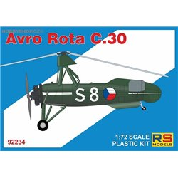 Avro Rota C.30A - 1/72 kit
