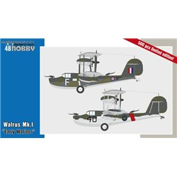 Walrus Mk.I Early Warriors - 1/48 kit