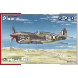 Kittyhawk Mk.IA - 1/72 kit