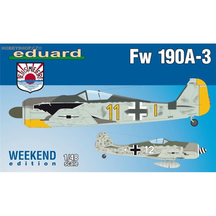 Fw 190A-3 Weekend - 1/48 kit