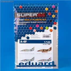 A-4F Skyhawk Super44 - 1/144 kit