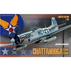 Chattanooga Choo Choo Limited - 1/48 kit