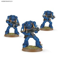Easy to build  Space Marines