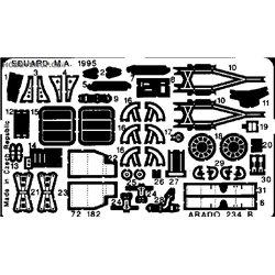 Ar 234B Blitz - 1/72 PE set