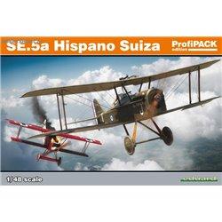 SE.5a Hispano Suiza - 1/48 kit