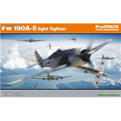 Fw 190A-5 light fighter - 1/48 kit
