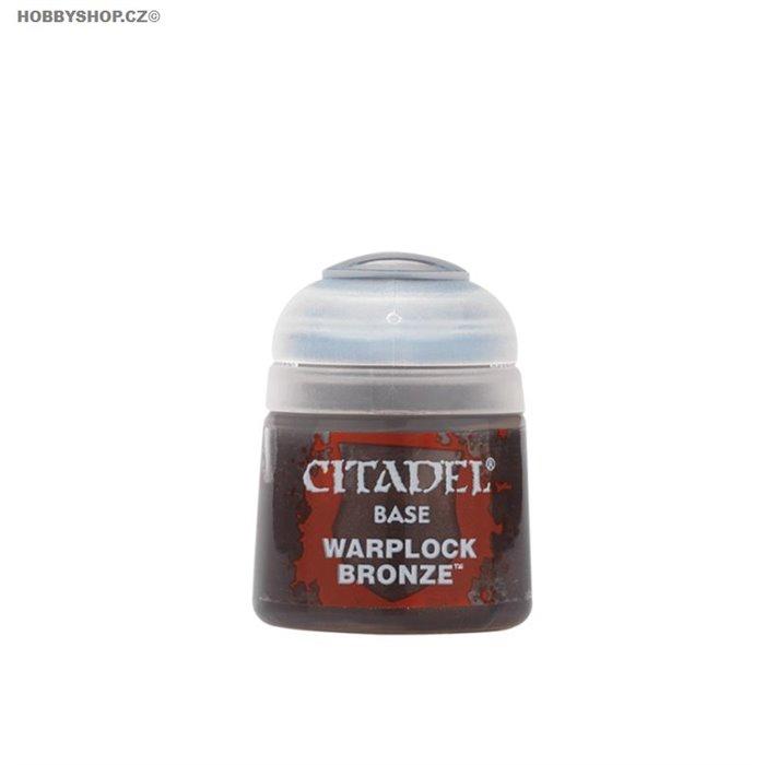 Base: Warplock Bronze 12ml