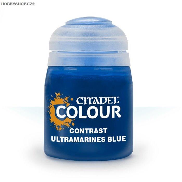 Contrast: Ultramarine Blue 18ml