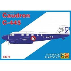 Caudron C-445/C-448 Goeland - 1/72 kit