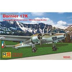 Dornier Do 17K - 1/72 kit
