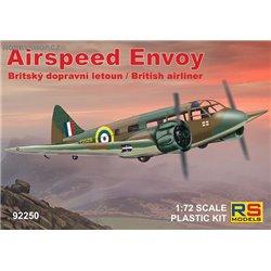 Airspeed Envoy - 1/72 kit