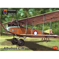 Albatros C.III 'International' - 1/72 kit