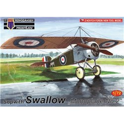 Sopwith Swallow 'Monoplane No.2' - 1/72 kit