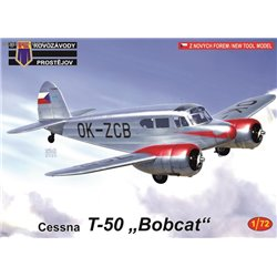 Cessna T-50 Bobcat - 1/72 kit