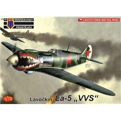 Lavochkin La-5 'VVS' - 1/72 kit
