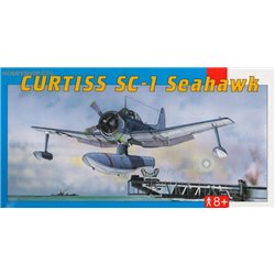 Curtiss SC-1 Seahawk - 1/72 kit