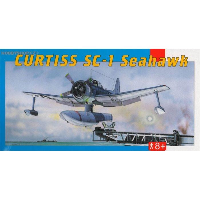 Curtiss SC-1 Seahawk - 1/72 kit