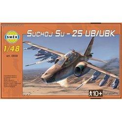 Suchoj Su-25UB/UBK - 1/48 kit