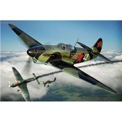 Yak-1b - 1/72 kit
