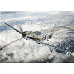Bf-109T-2 - 1/72 kit