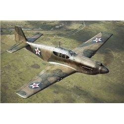 Mustang I - 1/72 kit