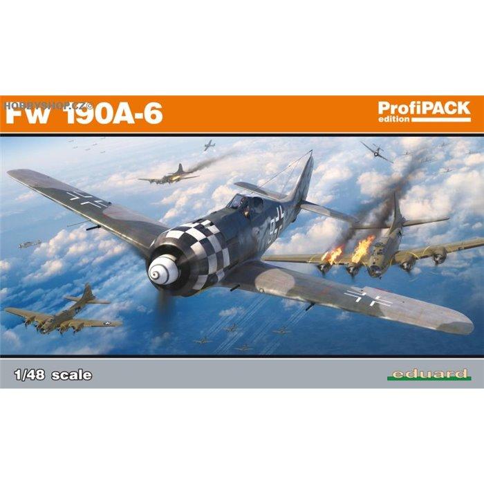 Fw 190A-6 ProfiPACK - 1/48 kit