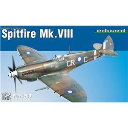 Spitfire Mk.VIII Weekend - 1/48 kit