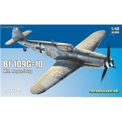 Bf 109G-10 MTT Regensburg - 1/48 kit