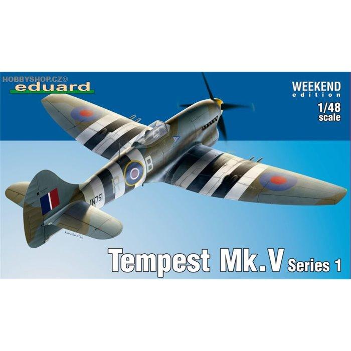 Tempest Mk.V series 1 Weekend - 1/48 kit