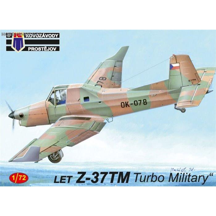 Let Z-37M Turbo Military - 1/72 kit