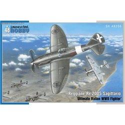 Re. 2005 Sagittario - 1/48 kit