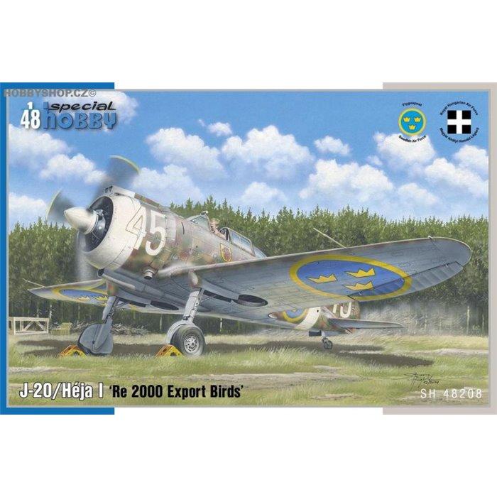 J-20/Héja I - 1/48 kit