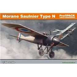 Morane Saulnier Type N - 1/48 kit