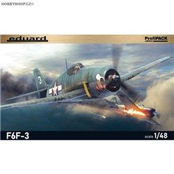 F6F-3 Hellcat ProfiPACK - 1/48 kit