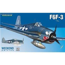 F6F-3 Hellcat Weekend - 1/48 kit
