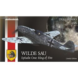 WILDE SAU Epizode One: RING of FIRE Limited - 1/48 kit