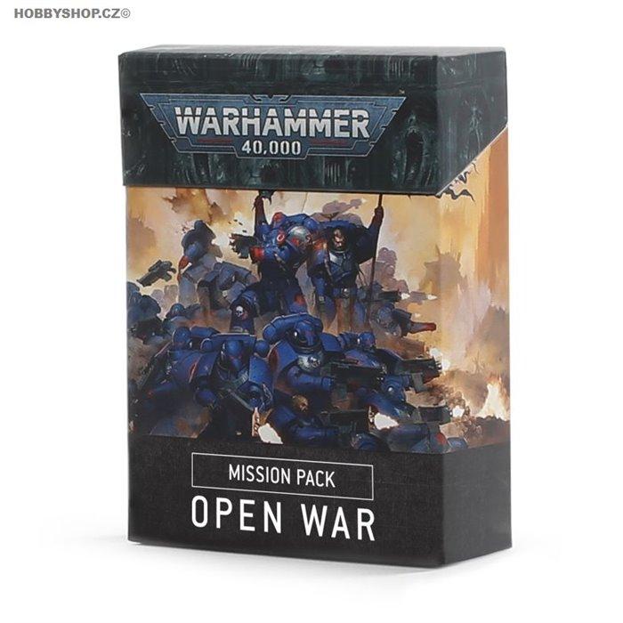 WH40K Mission Pack Open War