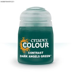 Contrast: Dark Angels Green 18ml