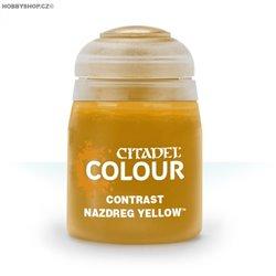 Contrast: Nazdreg Yellow 18ml