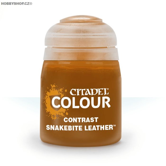 Contrast: Snakebite Leather 18ml