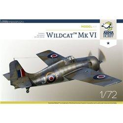 Wildcat Mk.VI - 1/72 plastic kit