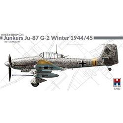 Junkers Ju 87G-2 Winter 1944/45 - 1/72 model