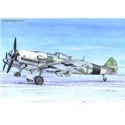"Bf 109K-4 ""Kurfürst"" - 1/72 kit"